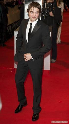 Rob - BAFTA's Awards