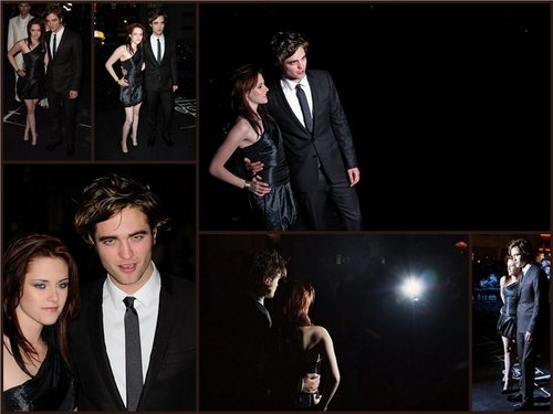 Robert Pattinson & Kristen Stewart wallpaper entitled Robsten <3