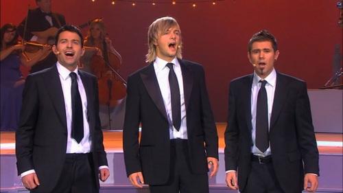 Ryan, Keith & Neil