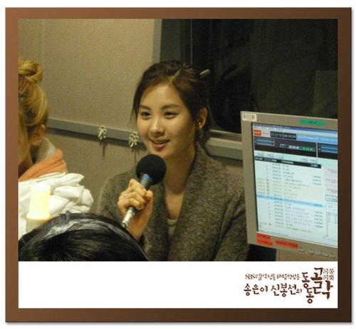 SNSD Pics from Power FM Radio