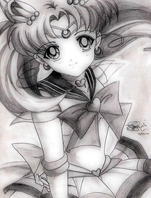 Sailor 《K.O.小拳王》 Moon (Rini)
