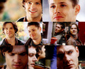 Sam and Dean Winchester - the-salvatores-vs-the-winchesters photo