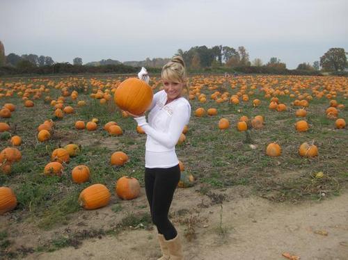 Sara - Halloween 2008