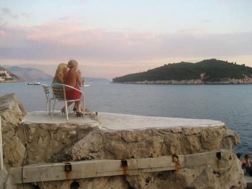 Sara in Croatia