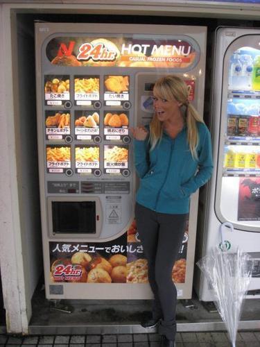 Sara in Japan