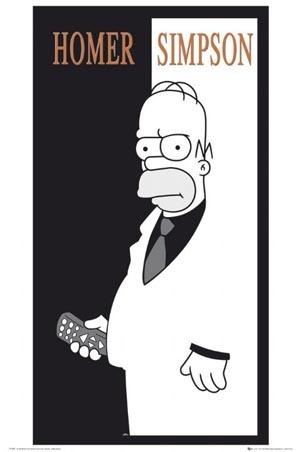 Scar-Homer/face