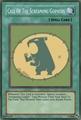Screaming Gopher Team Card! - total-drama-island fan art
