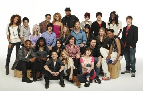 Season 9 - 上, ページのトップへ 24 Contestants - Photoshoot