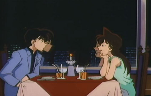Shinichi and ran