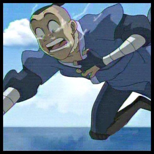 Sokka پیپر وال titled Sokka can FLY?!? O_o
