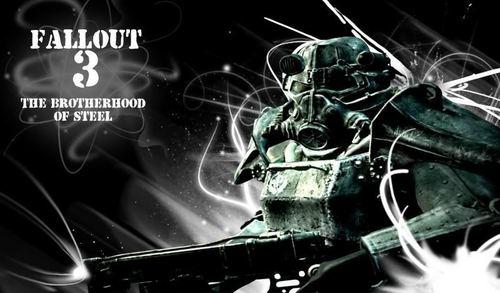 Fallout 3 wallpaper entitled Spark