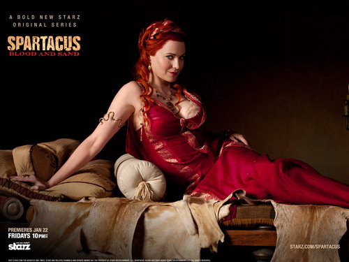 Spartacus: Blood & Sand