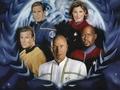 سٹار, ستارہ Trek Captains