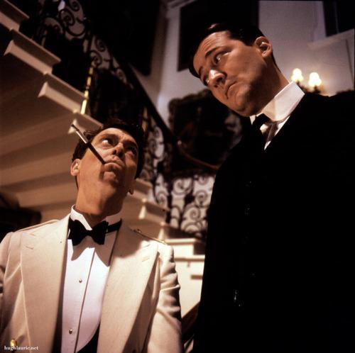 Stephen & Hugh