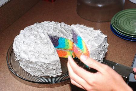 TASTE THE arco iris !