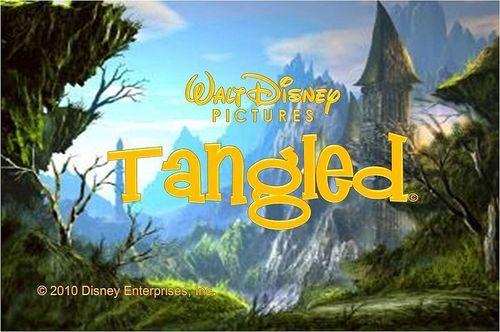 टैंगल्ड Logo