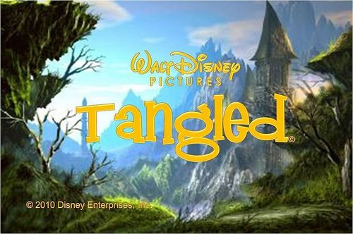 Tangled- Rapunzel's New Name