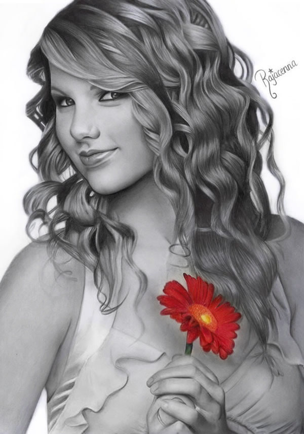 Taylor Swift Drawing - Taylor Swift Photo (10533659) - Fanpop: www.fanpop.com/clubs/taylor-swift/images/10533659/title/taylor...