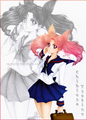 Teen Chibiusa (Rini) - sailor-mini-moon-rini fan art