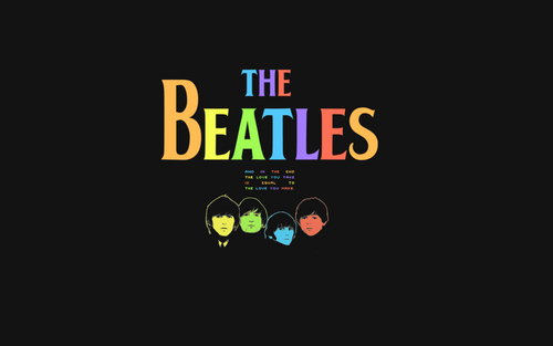 The beatles images the beatles hd wallpaper and background photos the beatles wallpaper entitled the beatles voltagebd Choice Image