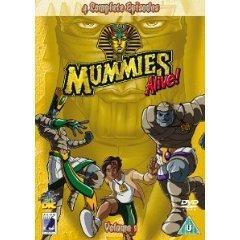 The Mummies Alive