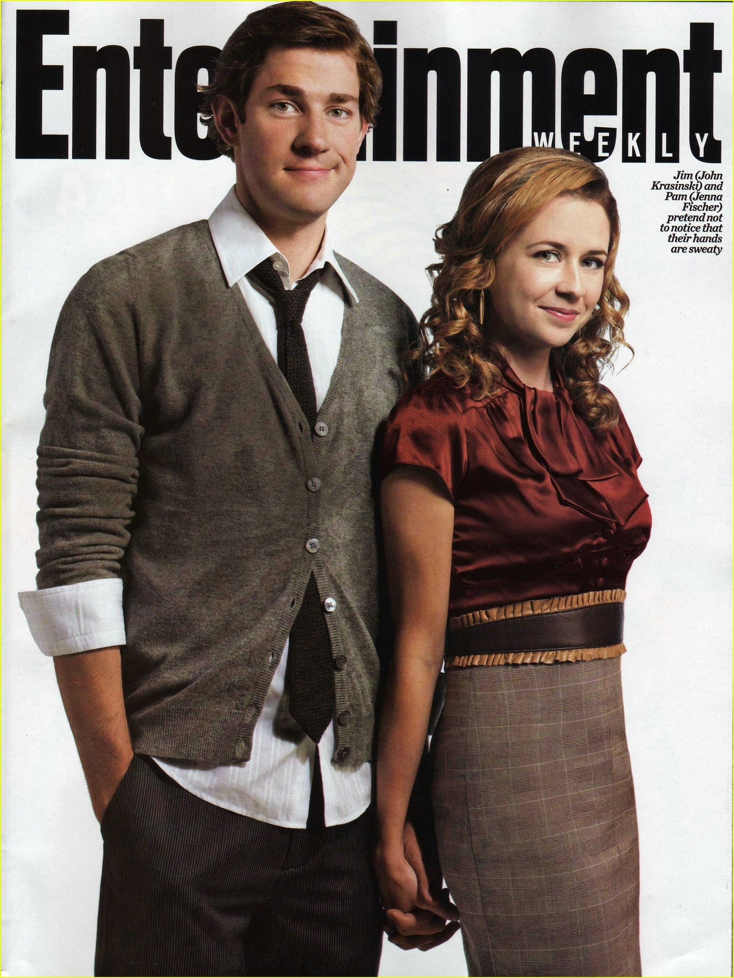 Pam Halpert Images The Office EW Covers HD Wallpaper And Background Photos
