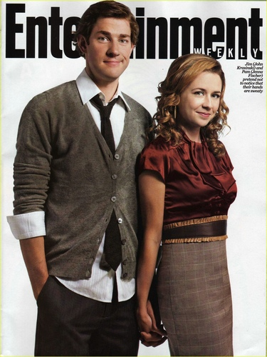 The Office EW Covers