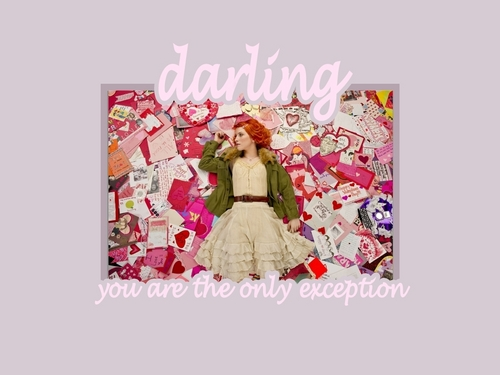 Paramore wallpaper called 'The Only Exception' Wallpaper