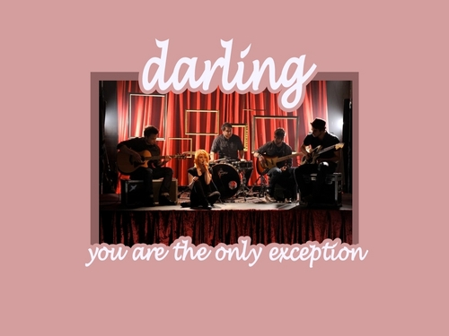 'The Only Exception' hình nền