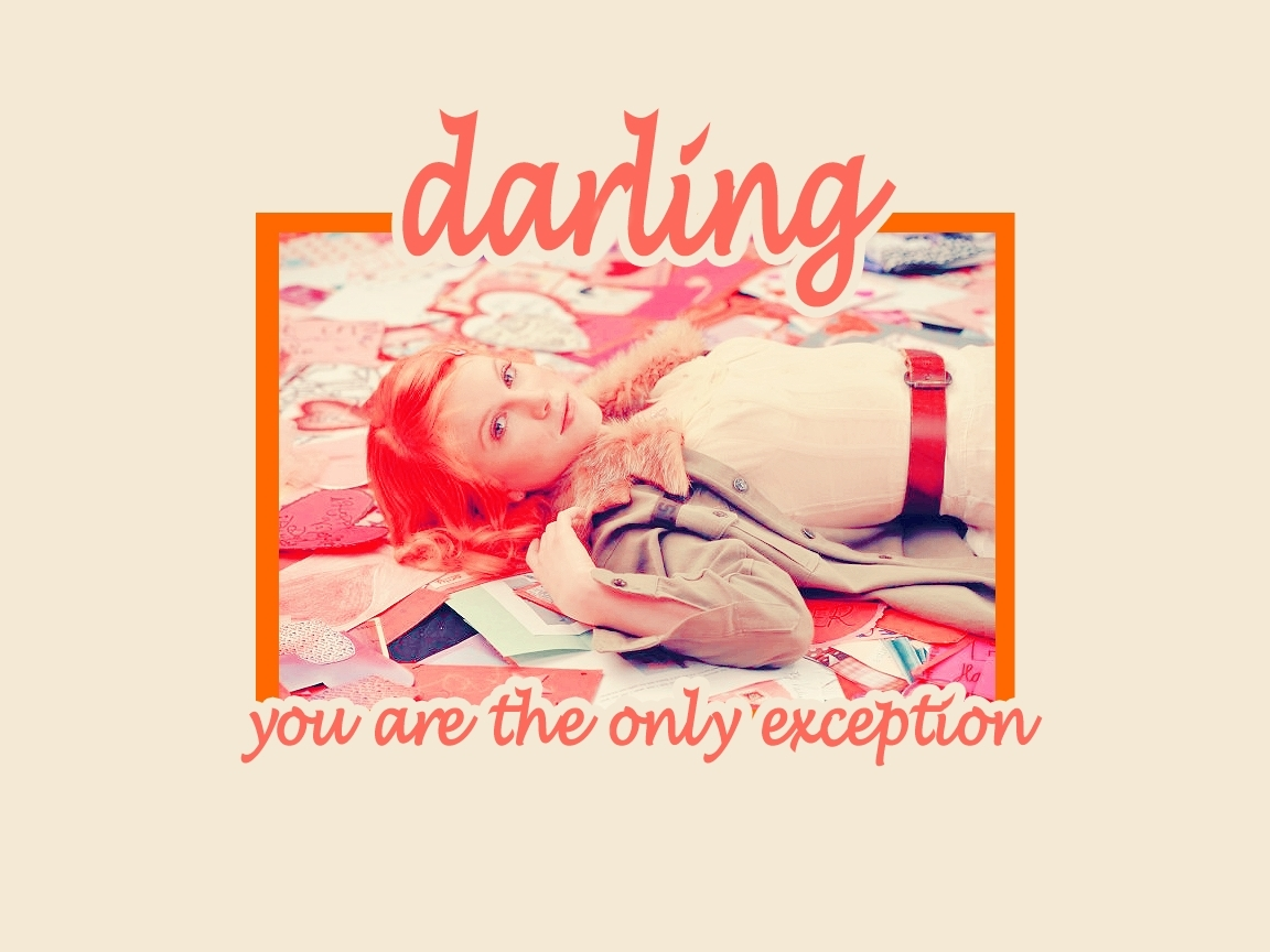 'The Only Exception' Wallpaper - Paramore Wallpaper ... Paramore The Only Exception