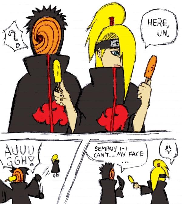 Naruto: Deidara - Wallpaper Gallery