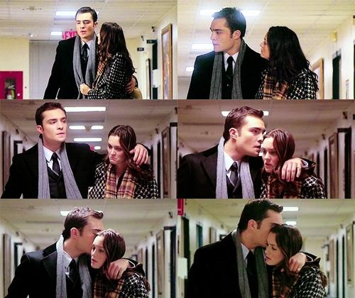 top, boven 5 Blair/Chuck moments of season 3 so far