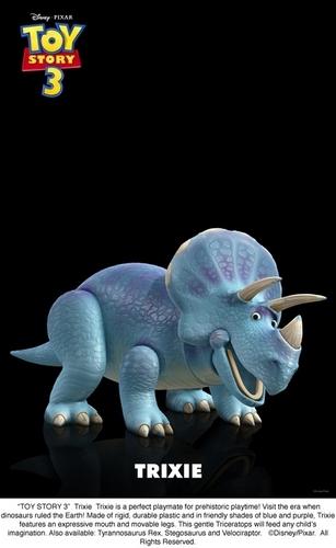 Toy Story 3- Trixie