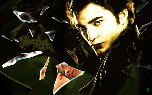 Twilight-Robert Pattinson