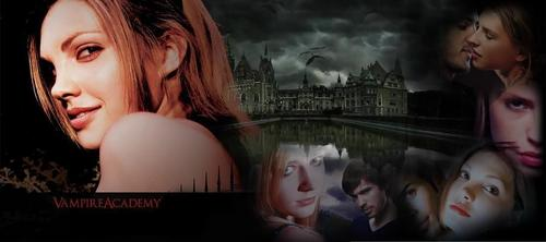 Vampire Academy series picture