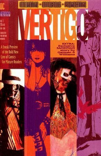 Vertigo Comics | visualização (1992)