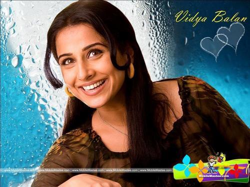 宝莱坞 壁纸 entitled Vidya Balan