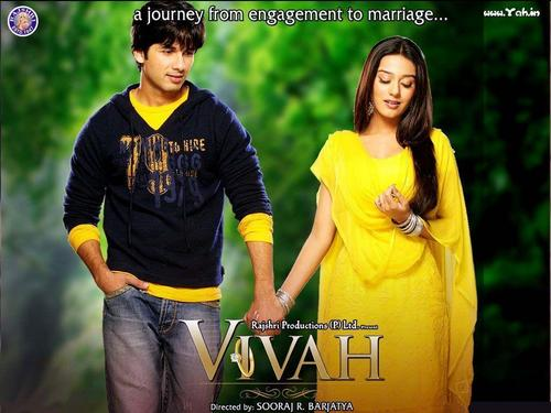 Vivah - bollywood Wallpaper