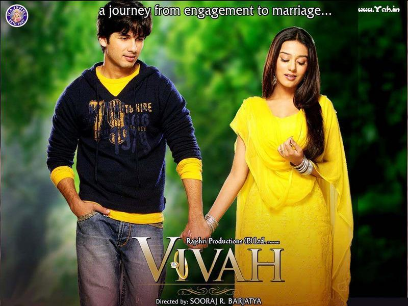 vivah wallpapers. Vivah - Bollywood Wallpaper