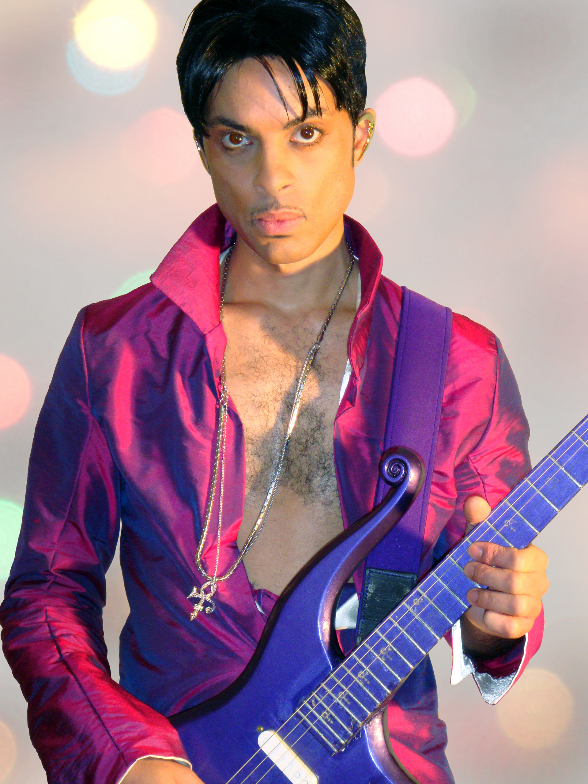 Who is this guy, looks like Prince