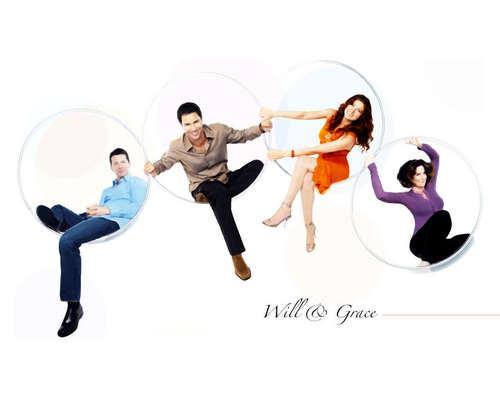 Will & Grace (: