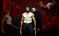 Wolverine & Sabretooth - x-men-origins-wolverine wallpaper