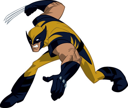 Wolverine marvel comics photo