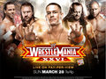 wwe - Wrestlemania 26 wallpaper