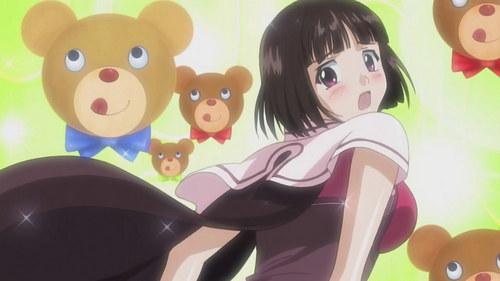 Yukari Bear!