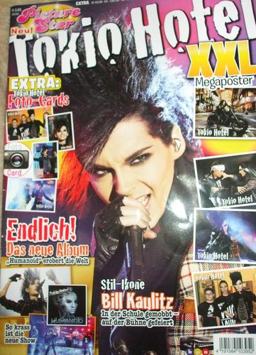 a magazin just about TOKIO HOTEL <3
