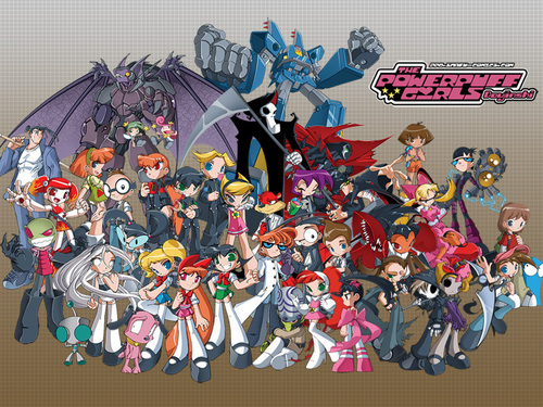 all ppgd characters