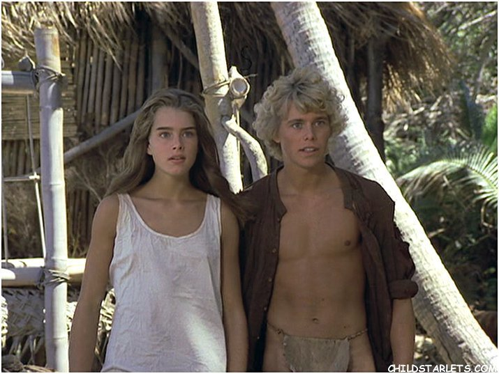 Brooke Shields Blue Lagoon Movie