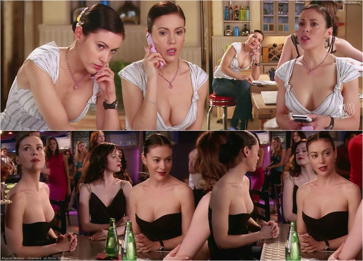 Секс с актрисами из зачарованных 4 фотография