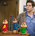 chipmunks and tobey - alvin-and-the-chipmunks icon